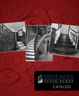 Holmes Stair. Stair Parts